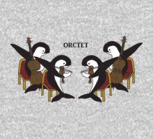 Orctet - Quartet parody Kids Clothes