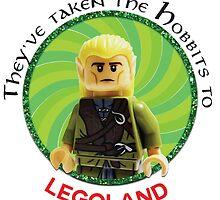 Lego-Las by EmzRees