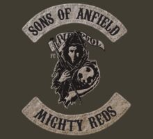 Sons of Anfield - Mighty Reds by EvilGravy