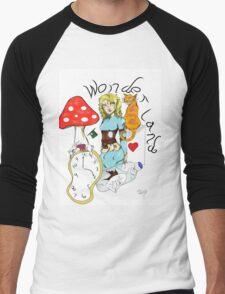 Alice in Wonderland Inspired Piece T-Shirt