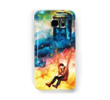 The Man Who Lived On A Cloud - Doctor Who Samsung Galaxy Case/Skin