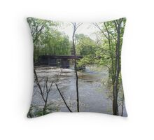 Natural Habitat Throw Pillow