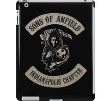 Sons of Anfield - Indianapolis Chapter iPad Case/Skin