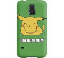 Pikachu Nom Samsung Galaxy Case/Skin