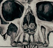 The Skulls Sticker