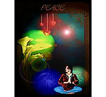 Inner Vision Peace Photographic Print