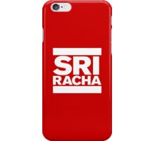 DMC SRIRACHA iPhone Case/Skin