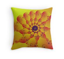 Floral Evolution 003.20.8.g4-280 Throw Pillow
