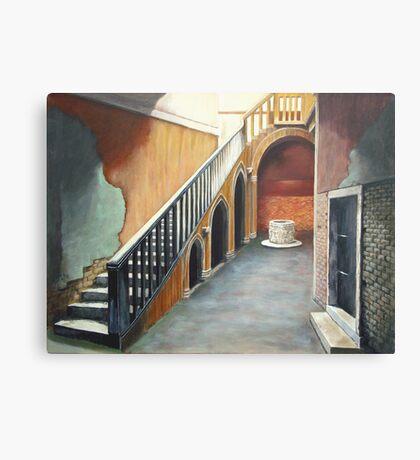 Casa Goldoni - Venice Canvas Print