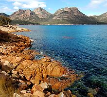 The Hazards from Coles Bay  by Christopher Clarke
