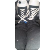 shoes are cool iPhone Case/Skin