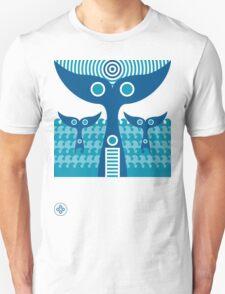 whale tails Unisex T-Shirt