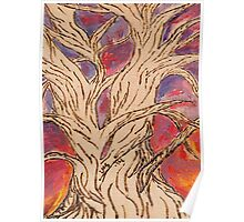 Naked Tree Poster