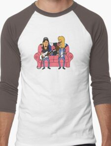 Party Time Excellent Men's Baseball ¾ T-Shirt