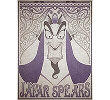 Jafar Speaks Photographic Print