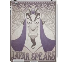 Jafar Speaks iPad Case/Skin