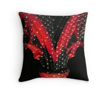 projection detail  Throw Pillow