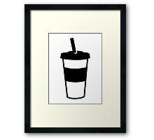 Soft drink Framed Print