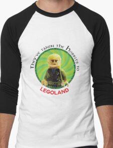 Lego-Las Men's Baseball ¾ T-Shirt
