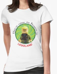 Lego-Las Womens Fitted T-Shirt