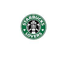 Starbucks Lovers by finnathan