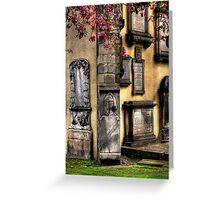 Greyfriars Kirk Greeting Card