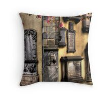 Greyfriars Kirk Throw Pillow