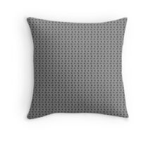Gothy Pattern #1 Throw Pillow