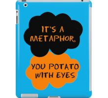 Orange Is The New Black - The Fault in Our Stars Crossover iPad Case/Skin