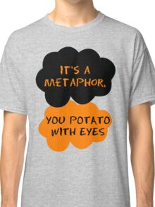 Orange Is The New Black - The Fault in Our Stars Crossover Classic T-Shirt