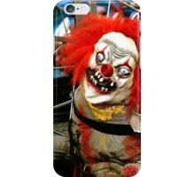Carnival Clown iPhone Case/Skin