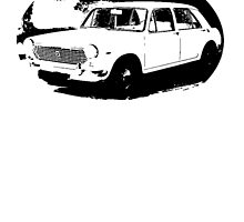 Austin 1100 4-door Saloon 1963–74 by garts