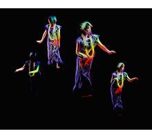 Hula Dance Photographic Print