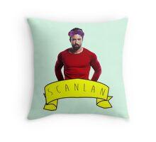 Emmett J Scanlan is Fabulous Throw Pillow