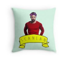 Emmett J Scanlan is Fabulous Throw Pillow