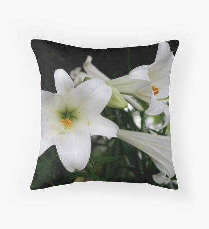 lily 24 Throw Pillow