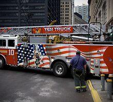 10 truck Liberty Street by macmichael