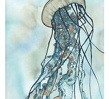 Jellyfish Three by Tamara Phillips