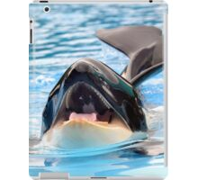 Baby Killer Whale iPad Case/Skin