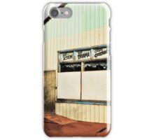 Goldfields012 iPhone Case/Skin