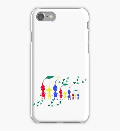 pikmin iPhone Case/Skin