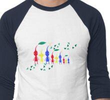 pikmin Men's Baseball ¾ T-Shirt