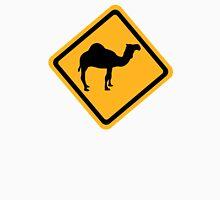Dromedary traffic sign Unisex T-Shirt
