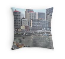 My Louisville Throw Pillow