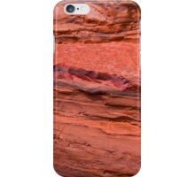 Kalamina Gorge Rock formation iPhone Case/Skin