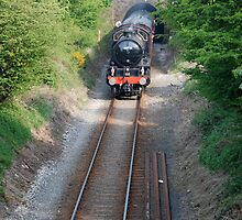 steam special to boulby mine by dougie1