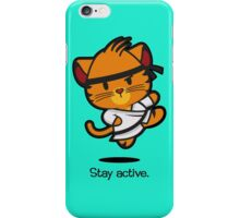 Farm Babies - Stay active iPhone Case/Skin