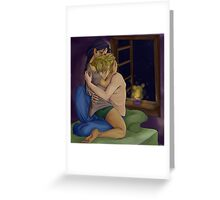 Endless Night Greeting Card