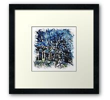 The Atlas of Dreams - Color Plate 116 Framed Print