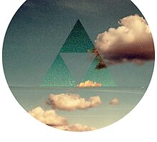 Triforce Clouds by Odd Clothing